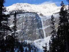 Mount Bourgeau - Ice Climbing (5of7) Tags: mountbourgeau sunshinevillage banff alberta canada banffnationalpark iceclimbing outdoor winter mountains rockymountains mountain canadianrockies