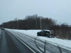 slippery (Ruin Raider) Tags: minnesota ice snow slippery highway