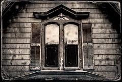Gothic Fiction (drei88) Tags: gothic horror history forlorn dreary haunted dark terror nightmare dream bleak weathered grim stark emotion life death window