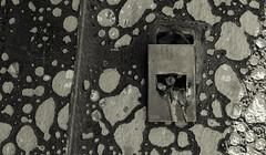 TIMBRE - BELL (jpi-linfatiko) Tags: bw bn blancoynegro blackandwhite blanconegro blackwhite timbre bell quemado incendio burned pintura afterfire paint texture textura sigma1770 d5200 nikon