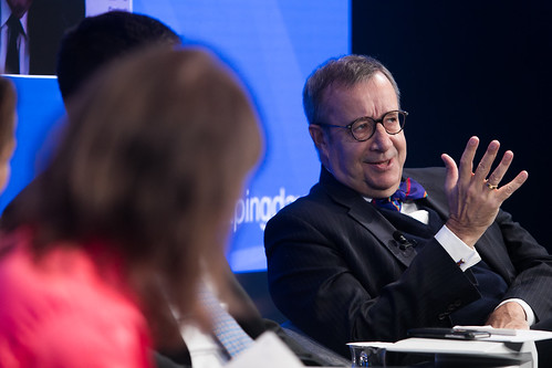 Shaping Davos: Pioneering Change in the Fourth Industrial Revolution