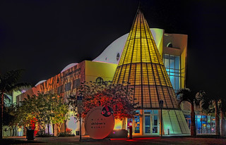 Miami Children's Museum, 980 MacArthur Causeway, Watson Island, Miami, Florida, USA/ Construction ended: September 2003 / Architect: Arquitectonica / Architectural style: Modernism