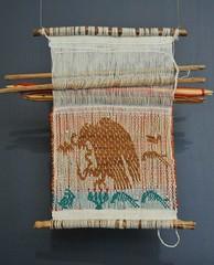 Ikoots Huave Backstrap Loom Mexico (Teyacapan) Tags: huave ikoots weavings tejidos telar looms eaglesanmateodelmar oaxacan textiles