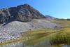 Lago di Fosses (Tabboz) Tags: montagna trekking escursione cammino acqua cielo cima sentiero valle erba pini natura panorama vetta estate dolomiti parco salita traversata