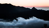 sea of cloud (tpkcpk) Tags: taichung taiwan clouds sunset mountain magichour travel lights canon