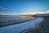 Frozen sea (Giorgio Pavan Photography) Tags: caorle frozen sea beach winter