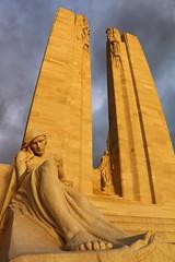 Mémorial canadien de Vimy (pascalchantier) Tags: vimy guerre 1418 mémorial premièreguerremondiale canada