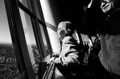 (Russell Siu) Tags: black white bw street monochrome sunshine aged memory sehnsucht desire skytree longing time landscape downtown tokyo japan candid wonder