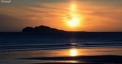 "Irelands eye Sunrise ""explored"" (Natureshots.JP) Tags: irelandseye dublin"