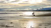 Fisherman at Alnmouth beach (blacketttony) Tags: alnmouth january2017 northsea northumberland beach coast fisherman