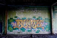 Blink (piecesofdetroit) Tags: detroitgraffiti detroit graffiti street art streetart graffitiart graffitiwriters motorcity piecesofdetroit germanfriday friday leicat killthematador thegermanfriday blink blinker