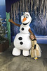 Hanging With Olaf (evaxebra) Tags: disney disneyland california adventure theme park amusement