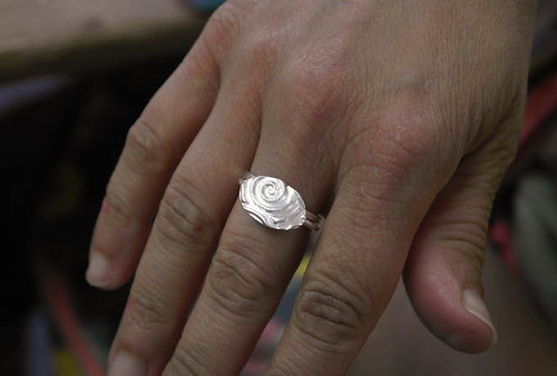 Silver Combo Rings
