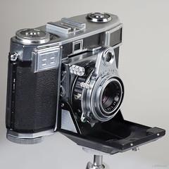 Zeiss Ikon Contessa II ('53-'55) (JWGetchell) Tags: cameraporn leonberg badenwürttemberg germany de