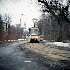 tramcar (Trubitsyn) Tags: 6x6 kiev60 fujicolorpro400h film