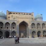 Sherdor Medrese, Samarkand