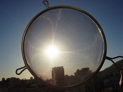 71% de recusa (Edmilson_Silva) Tags: sol com luminosidade trevo peneira coador tapar detrito depurao
