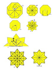 Sun Diagram Page 2 (georigami) Tags: paper origami papel papiroflexia