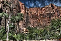 Zion Park (matteo.) Tags: california usa canyon zion zionpark roccia paesaggio allaperto formazionerocciosa