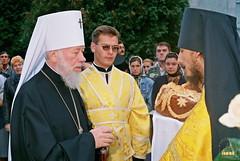 008. Consecration of the Dormition Cathedral. September 8, 2000 / Освящение Успенского собора. 8 сентября 2000 г