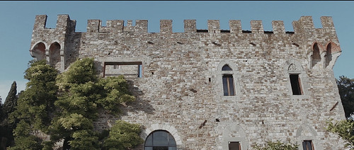 20703516134_5e94bb03f3 Wedding at Vincigliata Castle | first dance with dirty dancing song