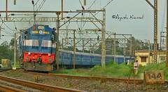 Nagercoil - Mumbai Express (AyushKamal2014) Tags: kamshet punewdg3a nagercoilmumbaicstexpress 14676r