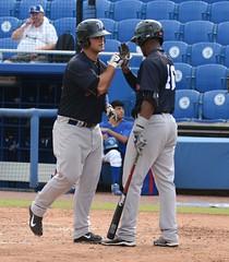 ford2 (Buck Davidson) Tags: new york ford mike miguel tampa state baseball florida buck minor yankees davidson league 2015 andujar tokinaaf100300mmf4 nikond7100