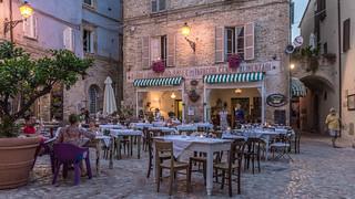 Osteria dell' Arancio, Grottamarem, Italy