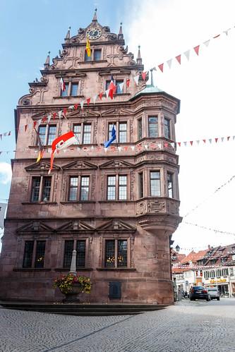 La Mairie de Gernsbach