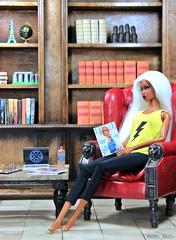 Perfect Picture Cycle 4 - Round 6: Welcome Home (MARVEL_DOLLS) Tags: miniatures elle goddess barbie vogue xmen superhero 16 mutant fr marvelcomics windrider integrity professorx reroot graphictee superheroine ororomunroe charlesxavier jasonwu blondedoll goldteam minimagazine fashionroyalty 16scale 6thscale playscale fraue adelemakeda redsofachair 12inchactionfigure aadoll daniazarr customdollclothing irresistibledania cmtoysfurniture 16chessboard gsadele whitenylonhair
