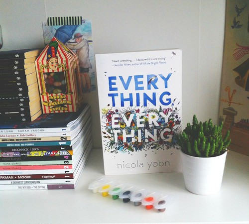 Nicola Yoon book fan photo
