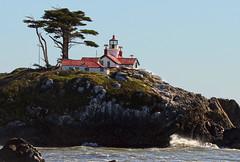 Point Pinos Lighthouse (Team Hymas) Tags: california lighthouse surf rocky pacificocean pebblebeach coastline crescentcity pointpinos