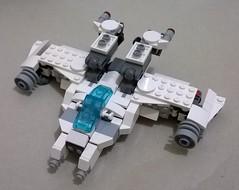 1 (ezrawibowo) Tags: robot lego transformers scifi mecha mech moc legoformer