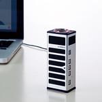 USB マイクスピーカーの写真