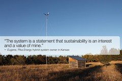 Pika Energy system testimonial