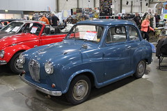 Austin A30 (Benny Hünersen) Tags: auto oktober 1955 car austin october bil messe fredericia a30 2015 stumpemarked
