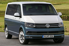 Volkswagen T6 Generation Six