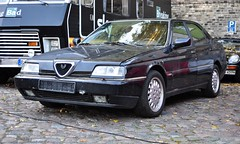 Alfa Romeo 164 Super V6 Turbo 2.0 (1992-1997) 205@6000 295Nm (Transaxle (alias Toprope)) Tags: motor meilenwerk classicremise berlin nikon d90 auto autos antique amazing beauty bella beautiful cars car coches coche classic classics carros carro clasico design dreamcar exotic engine historic iconic legendary macchina macchine oldtimer power powerful retro soul styling sport toprope voiture vintage voitures vehicle exotics ar alfa alfaromeo italia italy italian italiana italiane italiani italiano