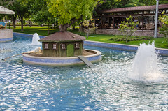 Konya - Cultural Park Duck House Sultanah Caddesi (Le Monde1) Tags: park turkey waterfall nikon islam sultan turkish duckhouse dervish anatolia moslem whirlingdervishes culturalpark kltr sinanpasha d7000 lemonde1 hasanpasha sultanahcaddesi fatmahtun