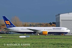 B767-319ER EI-UNC ICELANDAIR (shanairpic) Tags: irish shannon icelandair boeing767 b767 jetairliner eiunc