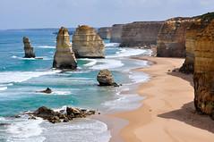 I 12 Apostoli (Valdy71) Tags: 12apostoli 12apostles gor greatoceanroad victoria australia ngc landscape beach valdy nikon nature sea seascape