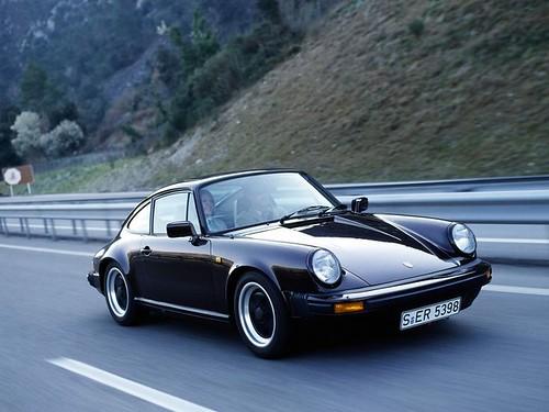 Porsche 911 SC 3.0 Coupe (911) 1977 год