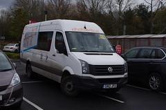 IMGP7413 (Steve Guess) Tags: uk england bus vw surrey gb cobham chatter minibus brooklands