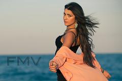 FMVAgency_Eliona_9575 (FMVAgency) Tags: sea portrait people woman sexy girl beautiful model nikon tramonto mare babe persone di campo ritratto fmv allaperto profondit