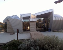 001 Vasquez Rocks Interpretive Center (saschmitz_earthlink_net) Tags: california orienteering visitorscenter aguadulce vasquezrocks losangelescounty 2015 laoc losangelesorienteeringclub