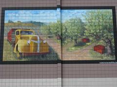 Mural (jamica1) Tags: mural public art rutland kelowna okanagan bc british columbia canada hanington