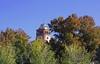 Sur le Guadalquivir (hans pohl) Tags: espagne andalousie séville tours towers trees arbres nature
