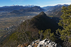 On the west ridge of Smokuski vrh (Vid Pogacnik) Tags: slovenia slovenija panorama mountain kamnikandsavinjaalps julianalps smokuskivrh hiking outdoor landscape ridge mountainridge