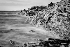 St Monans Rocks (wwshack) Tags: fife fifecoastalpath firthofforth longexposure scotland st monans stmonans