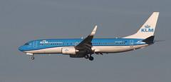 KLM / Boeing 737-8K2 / PH-BXW (vic_206) Tags: bcn lebl plane klm boeing7378k2 phbxw canoneos7d canon300f4liscanon14xii